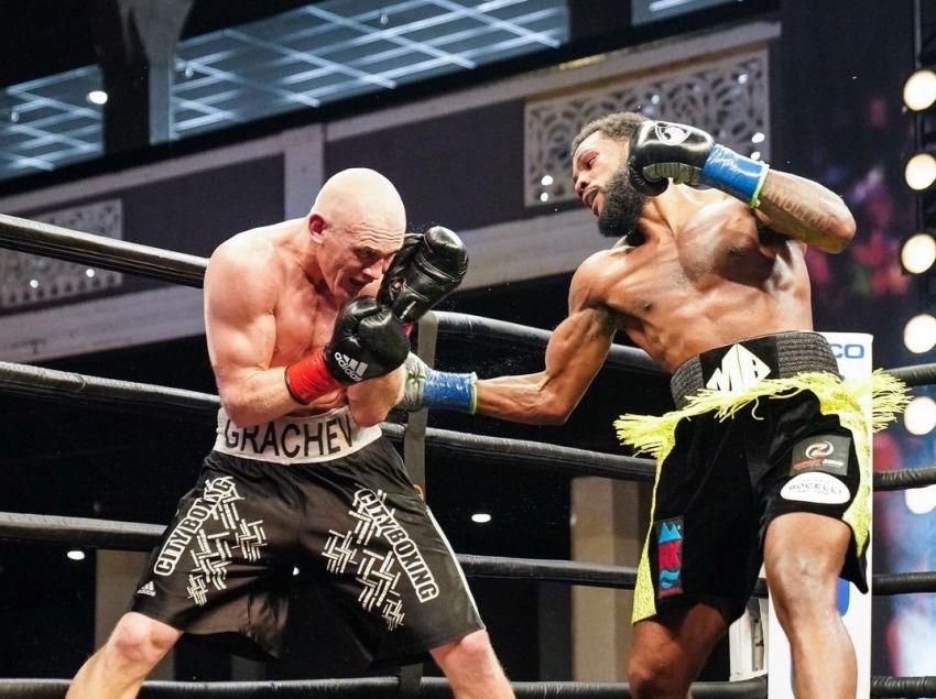 Маркус Браун успешно вернулся на ринг после полутора лет отсутствия