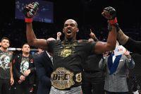 Джон Джонс отказался от титула UFC в полутяжелом весе