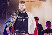 Чемпион RIZIN Иржи Прохаска подписан в UFC