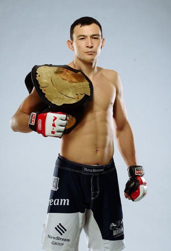 Дамир Исмагулов о победе над Дамковским, подписании в UFC и многом другом