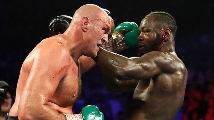 Tyson Fury trolls Wilder over multiple excuses after their second fight