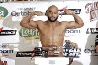 UFC 224:  Уорлли Алвес досрочно победил Султана Алиева