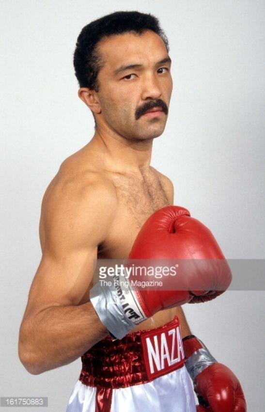 Orzubek Nazarov vs Joey Gamache
