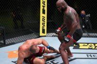 Алексей Олейник прокомментировал поражение Деррику Льюису на турнире UFC on ESPN+ 32