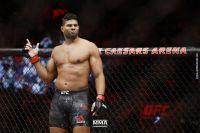 Алистар Оверим прокомментировал снятие Уолта Харриса с турнира UFC on ESPN 7
