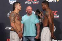 Видео боя Энтони Эрнандес - Кевин Холланд UFC on ESPN 8
