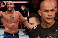 В UFC планируют организовать бой Джуниора Дос Сантоса и Сирила Гэйна