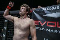 Бен Аскрен прокомментировал отказ Джонса от титула чемпиона UFC в полутяжелом весе
