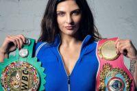 """Кристина Хаммер: """" Наш бой изменит женский бокс"""""""