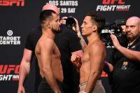 Видео боя Жуссьер Формига - Джозеф Бенавидез UFC on ESPN 3