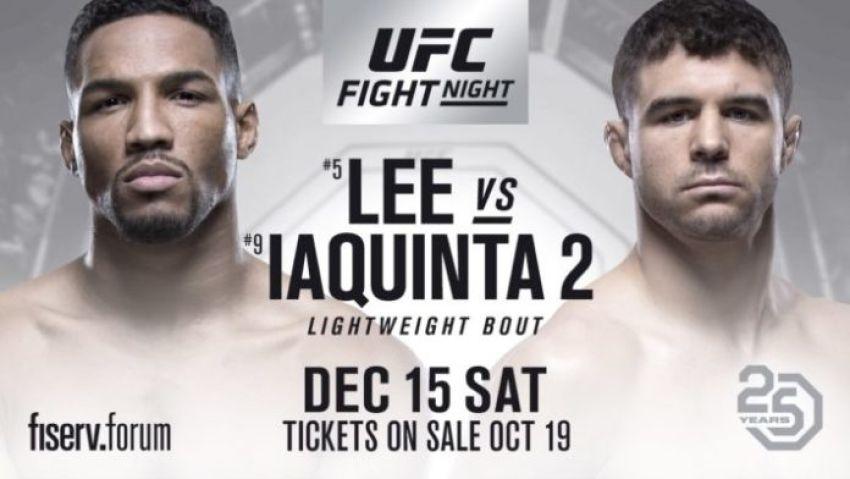 РП ММА №40: UFC on FOX 31Ли vs. Яквинта 2