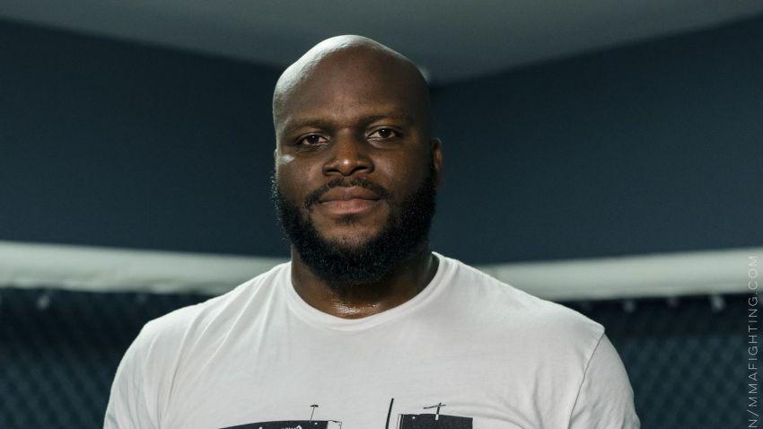 Derrick Lewis named his favorite knockout
