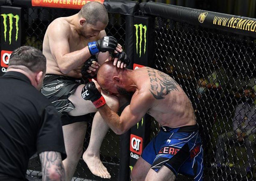 """Алекс Мороно о бое с Дональдом Сарроне: """"Я рад, что нокаутировал самого узнаваемого бойца UFC после МакГрегора"""""""