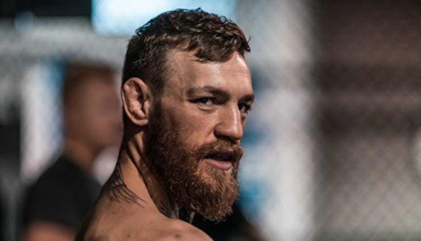 Conor McGregor wants to fight Al Iaquinta