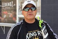 """Отец Райана Гарсии: """"Я верю, что мой сын нокаутирует Джервонту Дэвиса во втором раунде"""""""