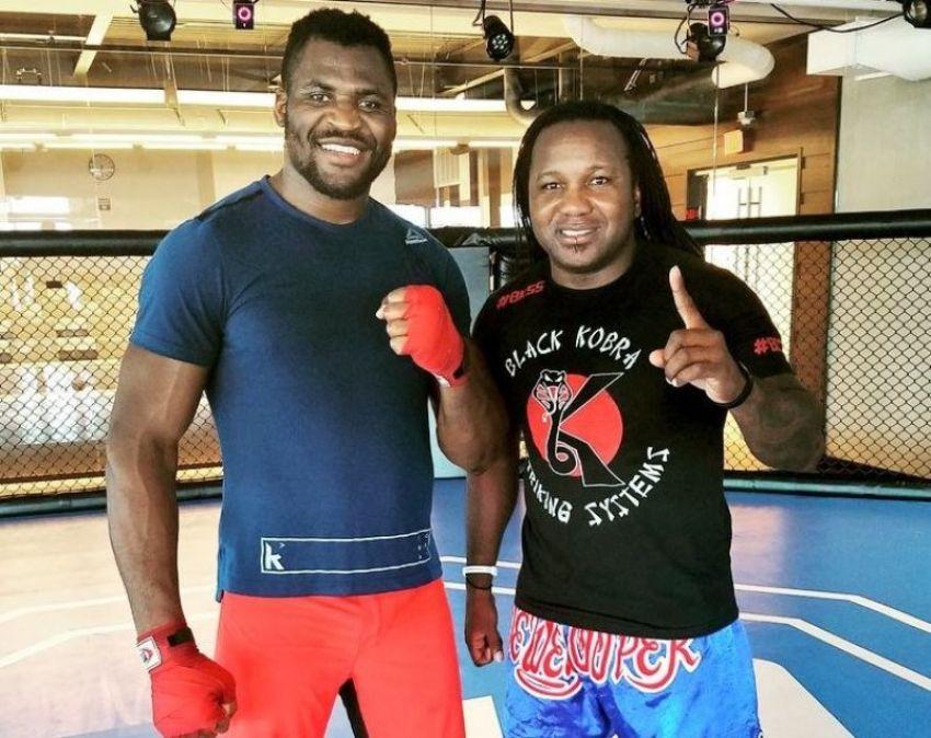 Francis Ngannou's coach thinks Francis can beat Tyson Fury