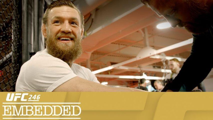 UFC 246 Embedded: Эпизод 2