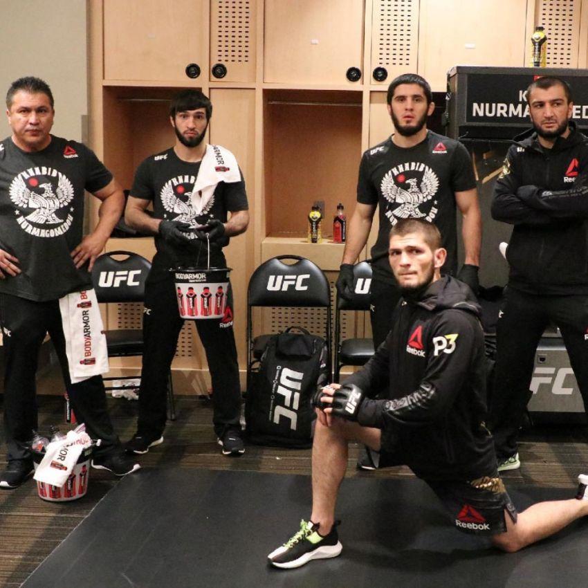 Ислам Махачев присоединился к ультиматуму Нурмагомедова UFC