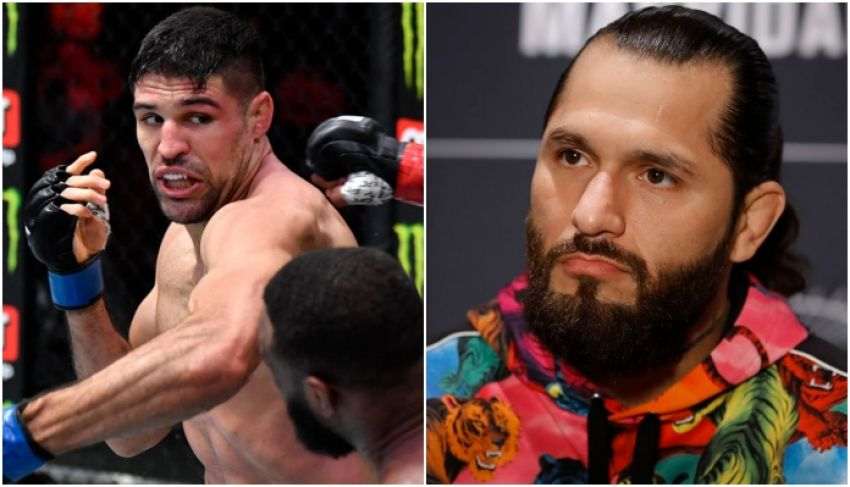 """Vicente Luque: """"I wanted to fight Jorge Masvidal"""""""