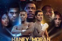 Ставки на бокс: Коэффициенты букмекеров на бои Хэйни-Моран и Фьюри-Норрад