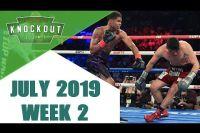 Лучшие Нокауты (Июль 2019 - 2 Неделя)