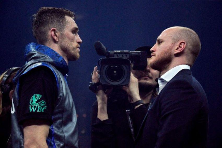 Финал WBSS между Джорджем Гроувсом и Каллумом Смитом вряд ли пройдет в Великобритании