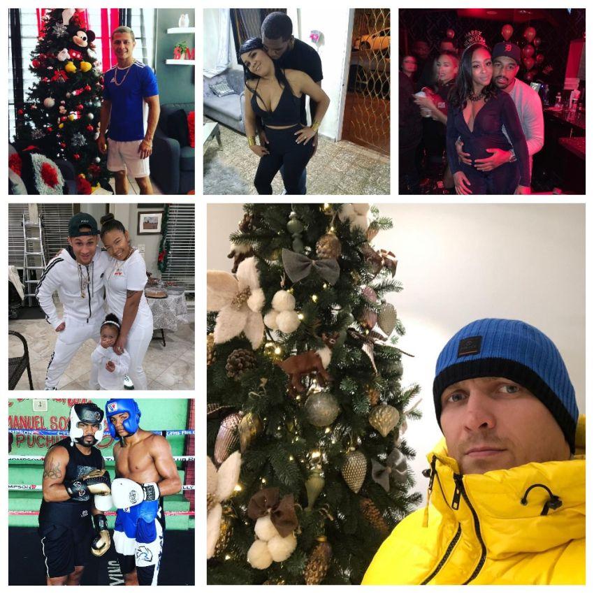 InstaBoxing 03 января 2019: Боксеры отмечают Новый Год, Ковалев проводит спарринги