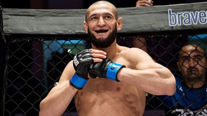 Khamzat Chimaev intends to fight four times in six months in two UFC divisions at once