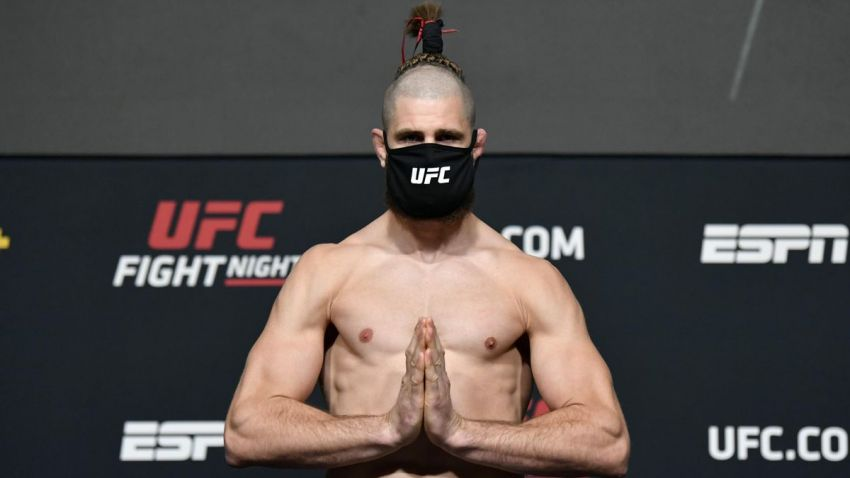 Jiri Prochazka wants to become a reserve fighter for the fight between Jan Blachowicz and Glover Teixeira
