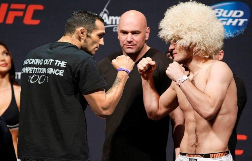 """Абдулманап Нурмагомедов: """"Поединок Хабиба и Фергюсона - это самый главный бой за всю историю UFC"""""""