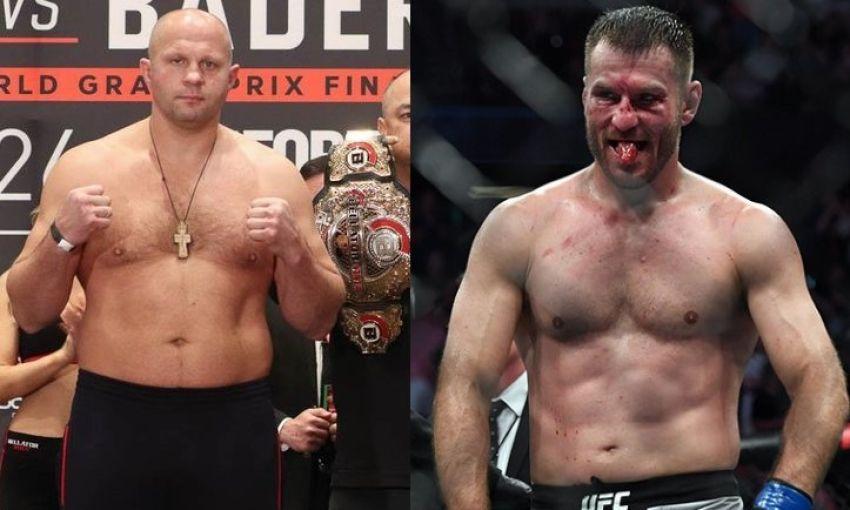 Максим Гришин, тренировавшийся с Емельяненко и Миочичем, сравнил, кто из них лучше