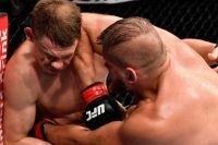 Максим Гришин уступил Марчину Тыбуре на UFC 251