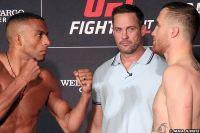 Видео боя Эдсон Барбоза - Джастин Гэтжи UFC on ESPN 2