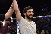 Хабиб Нурмагомедов прокомментировал яркую победу Тухугова на UFC Fight Night 168
