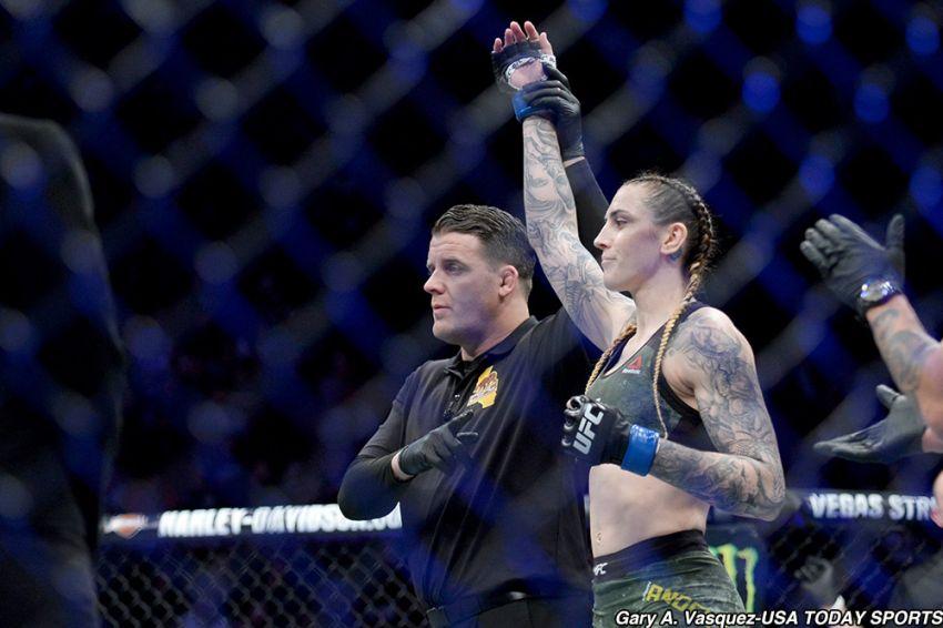 Меган Андерсон готова дать реванш Кэт Зингано после противоречивой победы