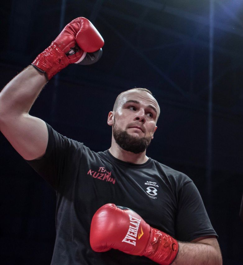 Сергей Кузьмин выйдет на ринг 21 апреля в США, а Егоров и Афонин 9 июня в США