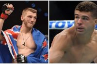 Поединок Эла Яквинты и Дэна Хукера состоится на турнире UFC 243 в Мельбурне