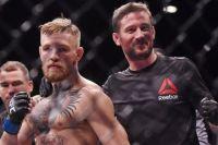 Тренер Макгрегора назвал трех желаемых соперников для Конора в случае возвращения в UFC