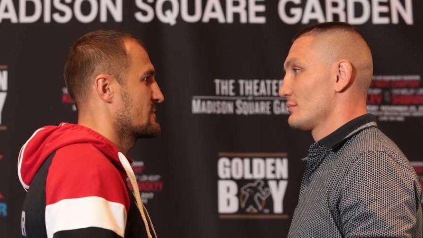 Шабранский и Ковалев могут боксировать за пояс WBO