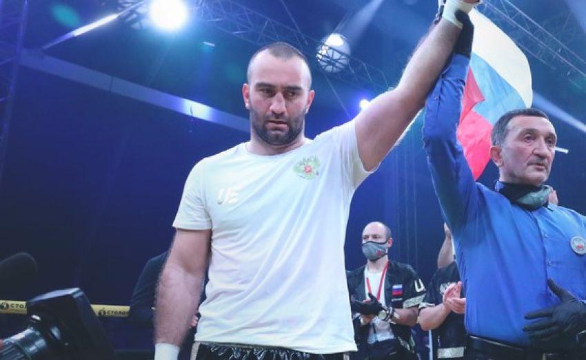 """Владимир Хрюнов - о победе Гассиева: """"У того же Усика первый соперник в супертяжах был в рейтинге намного ниже, чем Сефери"""""""