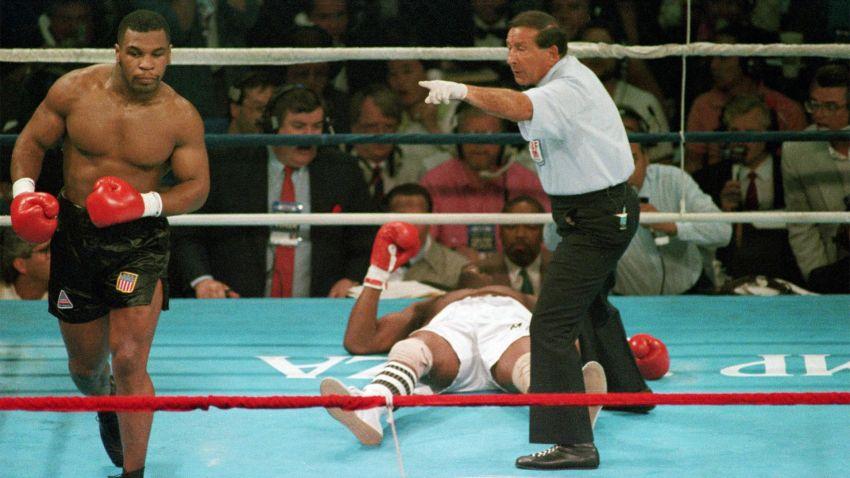 """Майк Тайсон: """"На своем пике я считал, что являюсь величайшим бойцом со времен Ахиллеса"""""""