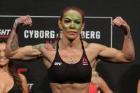 Миша Тейт поделилась своим мнением относительно Сайборг и ее выступлений в UFC