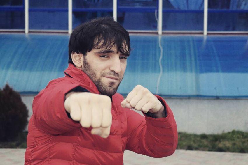 """Хусейн Халиев: """"ACA - сильнейшая лига, в UFC не подписывают бойцов согласно их уровню"""""""