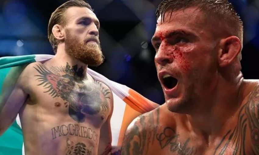 Michael Chiesa made a prediction for the fight McGregor - Poirier