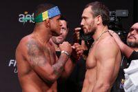 Видео боя Гилберт Бернс - Алексей Кунченко UFC Fight Night 156