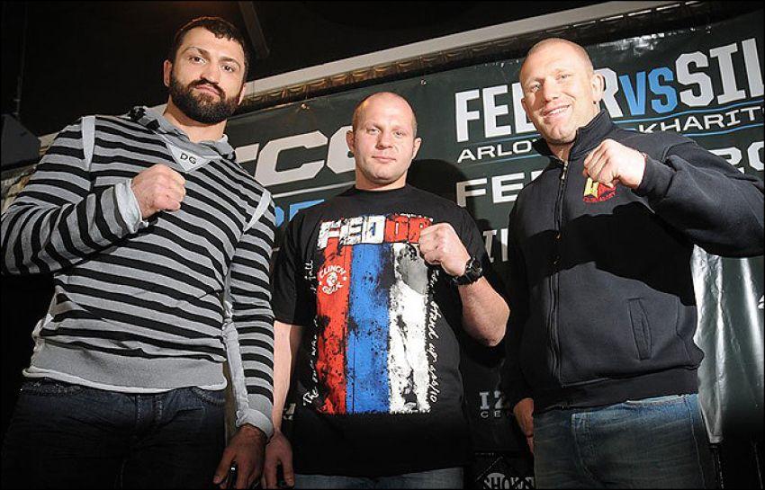Сергей Харитонов уверен в победе Федора Емельяненко над Райаном Бейдером