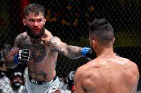 """Коди Гарбрандт - о поражении Фонту на UFC Fight Night 188: """"Я дрался там с самим собой, ведя внутреннюю борьбу"""""""