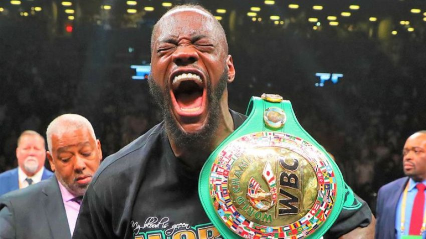 """Эдди Хирн уверен, что Деонтей Уайлдер без раздумий согласится стать """"франчайзинговым"""" чемпионом WBC"""