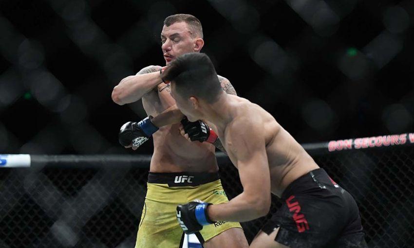 """Бонусы турнира UFC Fight Night 154: Ренато Мойкано - """"Корейский Зомби"""""""