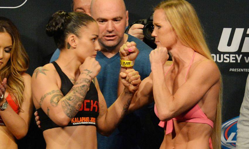 Холли Холм и Ракель Пеннингтон подерутся на UFC 246